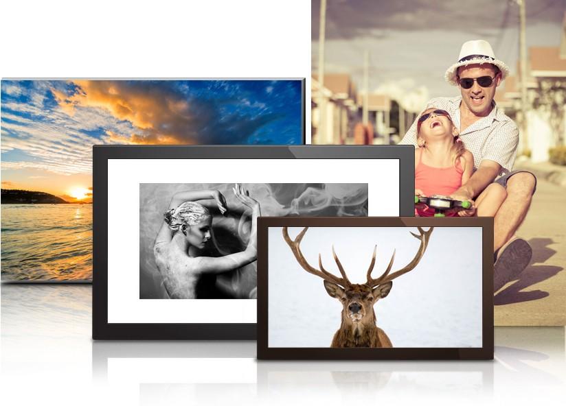 turn your photos into works of art